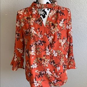 Monterey new with tags blouse size large